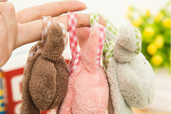 Khăn lau tay nhà bếp hình thỏ