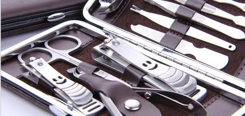 Bộ bấm móng tay 11 món tiện dụng