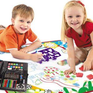 Bộ bút chì màu 86 món cho bé