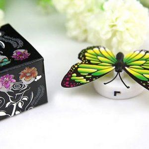 Đèn Led bướm phát quang dán tường