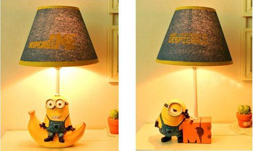 Đèn ngủ minion ngộ nghĩnh cho bé