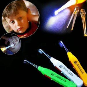 Bán buôn dụng cụ lấy ráy tai có đèn
