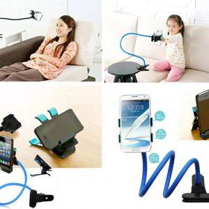 Giá đỡ điện thoại đuôi khỉ đa năng
