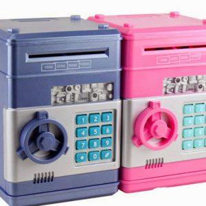 Két đựng tiền mini thông minh
