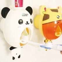 dụng cụ lấy kem đánh răng tự động hình thú giá rẻ