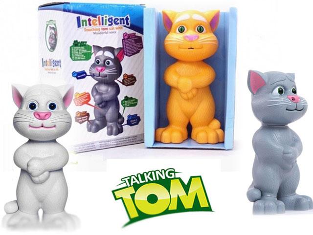 Mèo tôm biết nói phiên bản mới nhất 2015