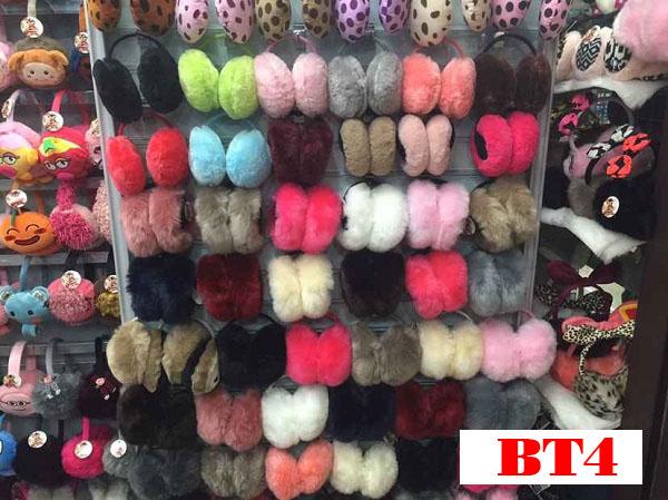 Bịt tai mùa đông mã BT4