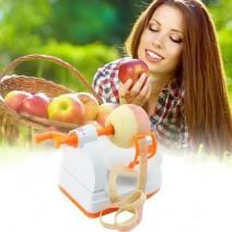 máy gọt vỏ táo tiện lợi