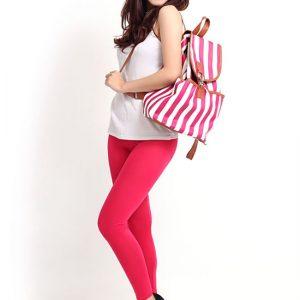 Quần legging thun cotton H&M thời trang