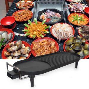 Bếp lẩu nướng điện Samsung DH-805A cao cấp
