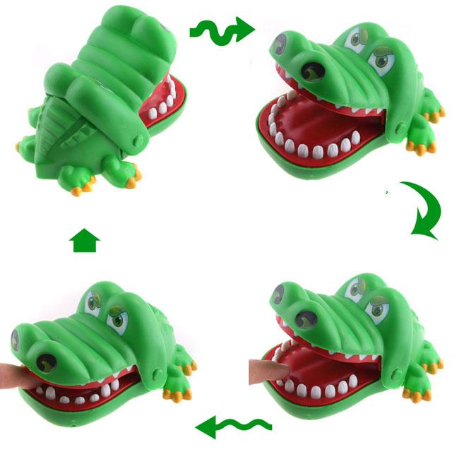 Bán sỉ đồ chơi khám răng cá sấu