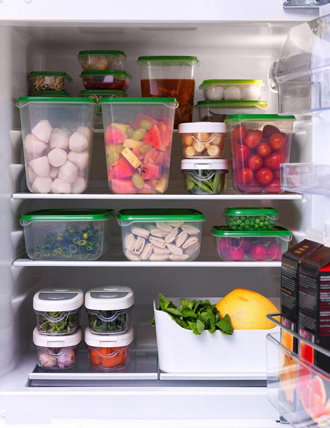 Bộ hộp đựng thức ăn 17 món tiện dụng