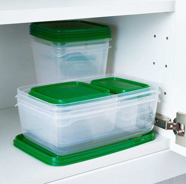 Bộ hộp đựng thức ăn 17 món giá rẻ