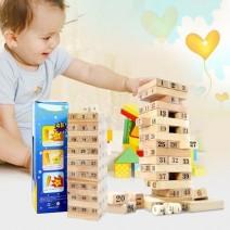 Trò chơi rút gỗ thông minh cho bé