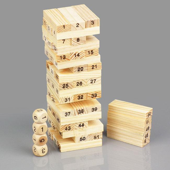 Bộ đồ chơi rút gỗ Wiss Toy giá rẻ