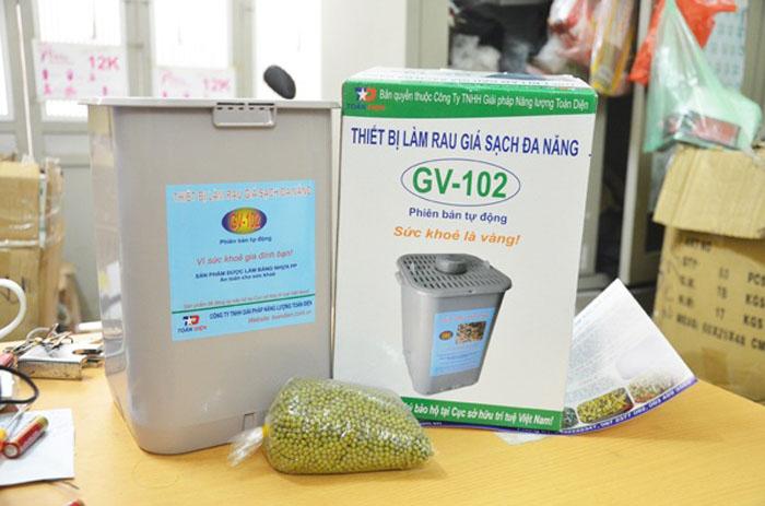 Máy làm giá đỗ tự động GV-102 giá rẻ