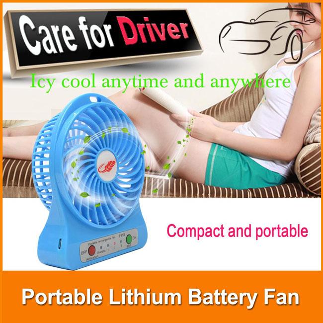 Quạt tích điện usb mini giá rẻ