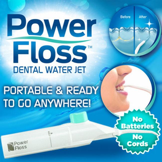 Bán sỉ dụng cụ vệ sinh răng miệng Power Floss