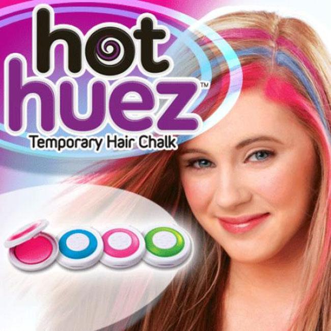 Bộ hộp phấn nhuộm tóc Hot Huez 4 màu