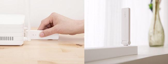 Bán sỉ thiết bị kích sóng wifi Xiaomi Repeater