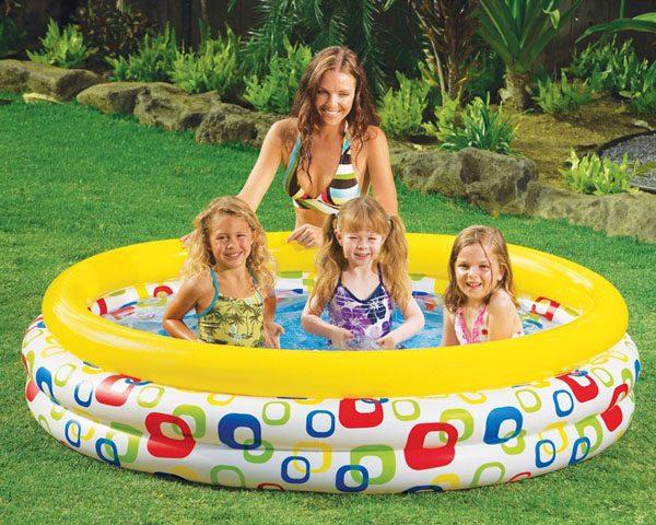 Bể bơi phao cho bé Intex 58439