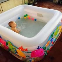 Bán sỉ bể bơi phao Intex 57471 cho bé