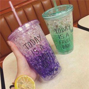 Cốc giữ nhiệt ice cup tiện lợi