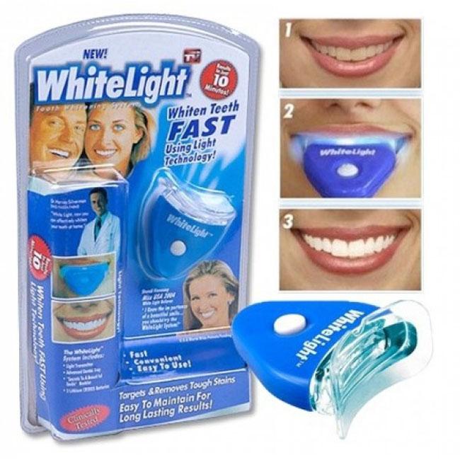 Bán sỉ dụng cụ làm trắng răng White Light
