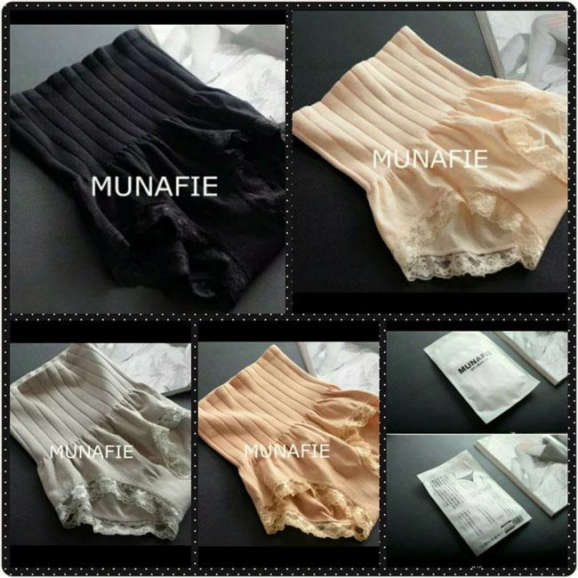Bán buôn quần lót gen bụng Munafie hàng xuất Nhật