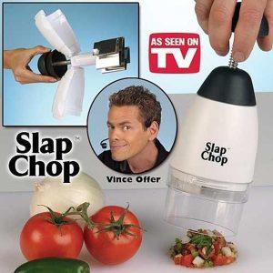 Dụng cụ băm củ quả Slap Chop tiện dụng