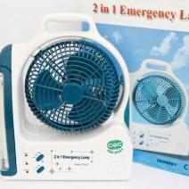 Bán buôn quạt tích điện đa năng Emergency