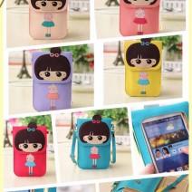 Túi đựng điện thoại cảm ứng dễ thương