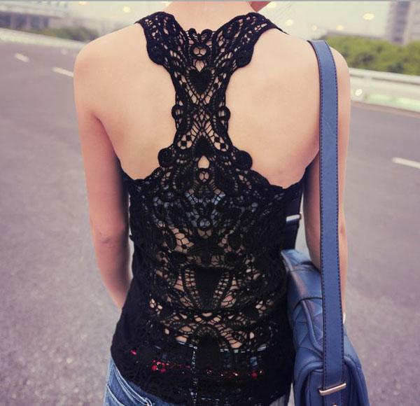Bán buôn áo ren thời trang cao cấp