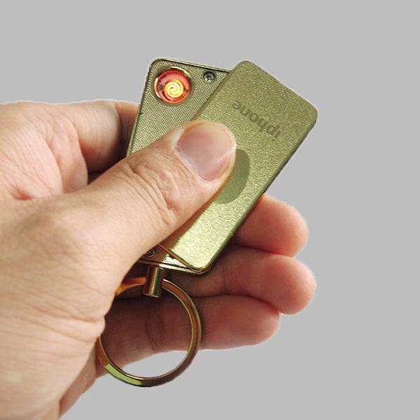 Bật lửa điện sạc usb kiểu dáng iphone