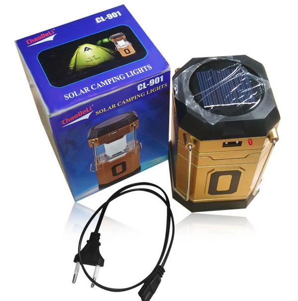 đèn tích điện năng lượng mặt trời CL-901