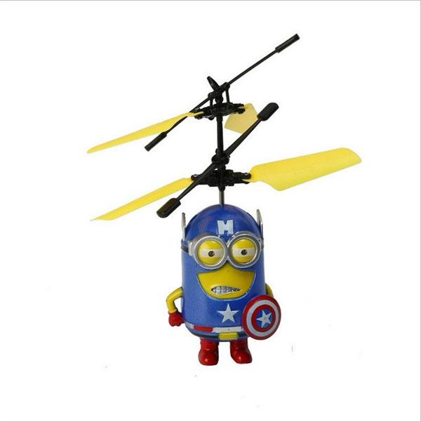 Máy bay minion avengers