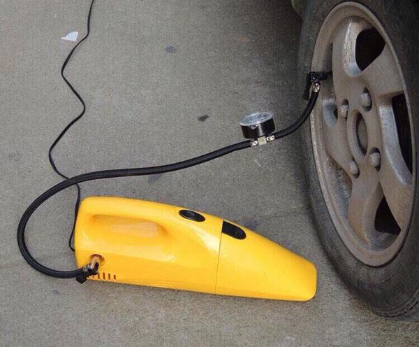 Bán buôn máy hút bụi bơm lốp ô tô
