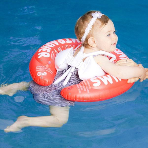 Phao tập bơi swim trainer cho bé