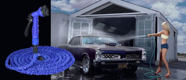Vòi rửa xe giãn nở Magic house 15m