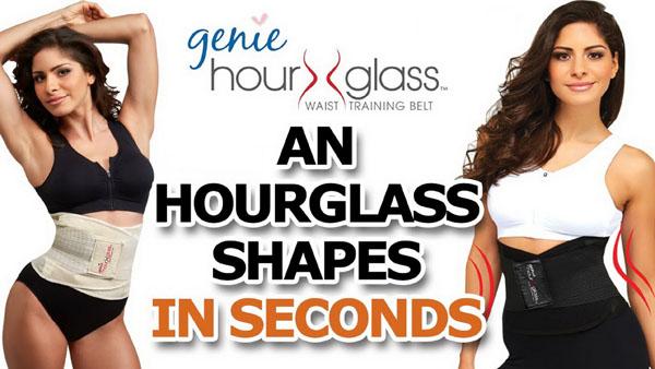 Đai nịt bụng thon eo Genie Hour Glass
