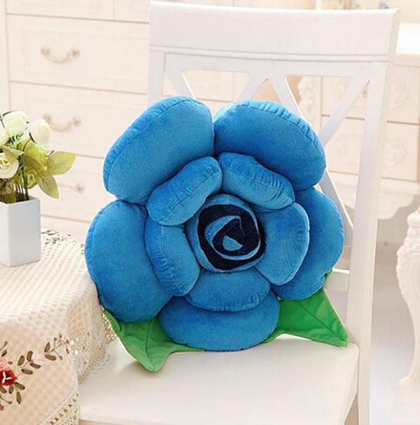 gối ôm hình hoa hồng giá rẻ
