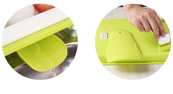 Bán sỉ giá úp chén đĩa 2 tầng có khay thoát nước