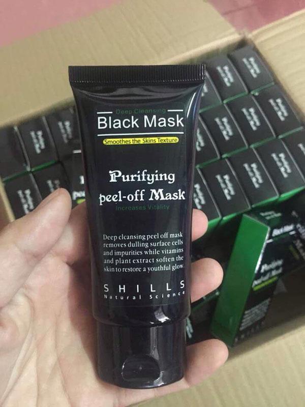 Bán sỉ kem lột mụn Black Mask