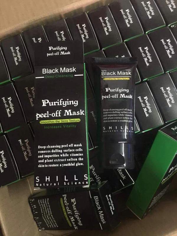 Bán buôn kem trị mụn Black Mask