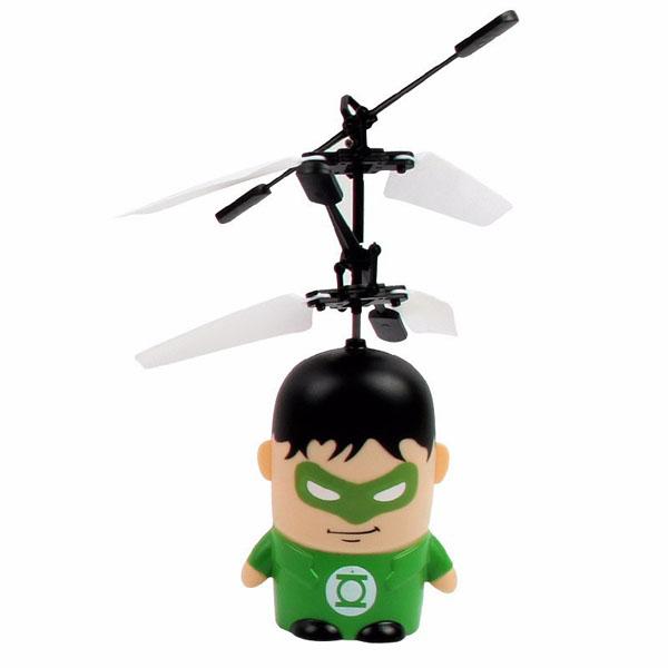 máy bay điều khiển cảm ứng siêu anh hùng