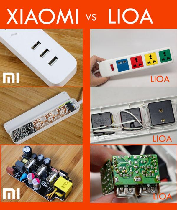 Bán sỉ ổ cắm điện thông minh Xiaomi Mi Power Strip