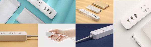 ổ cắm điện thông minh Xiaomi Mi Power Strip