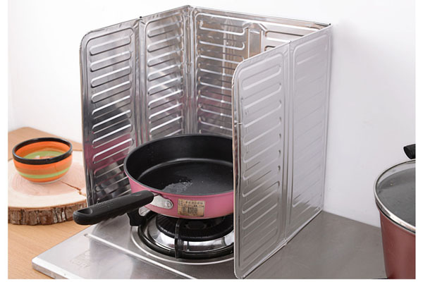 Tấm chắn dầu mỡ , chắn nóng cho nhà bếp