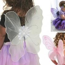 Áo cánh bướm thiên thần cho bé