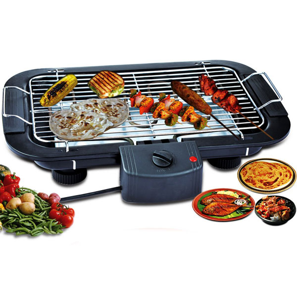 bếp nướng không khói Electric barbecue grill